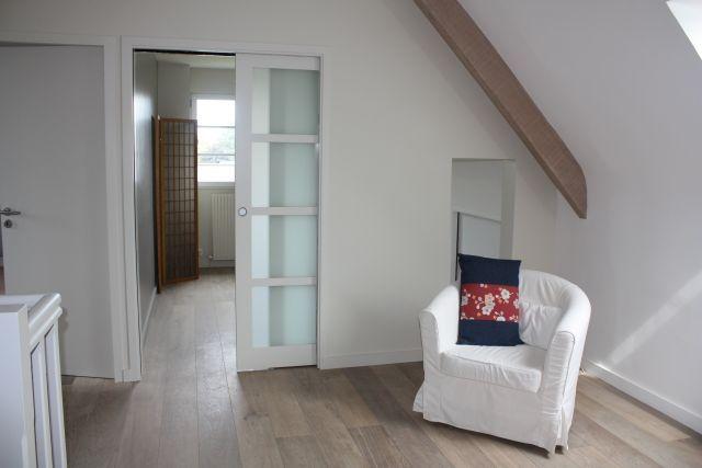 création d'un espace salon a l'étage