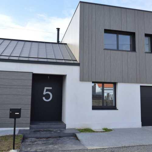 Réhabilitation d'une maison à Vertou