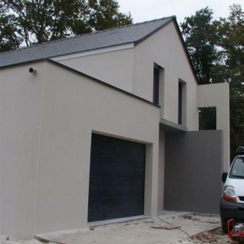 Maison à La Chapelle-Launay (44)