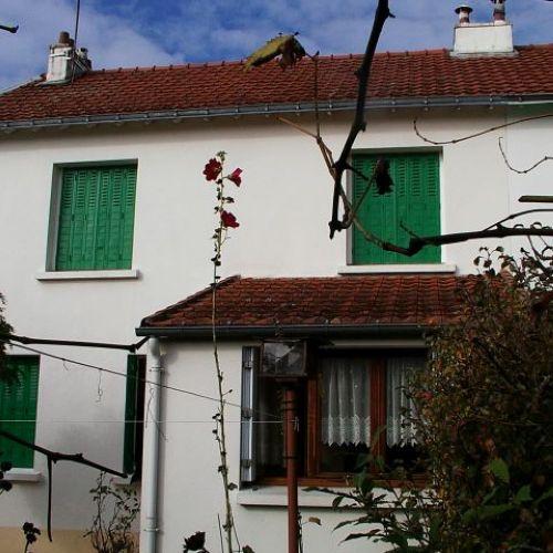 Relookage d'une maison à Nantes (44)