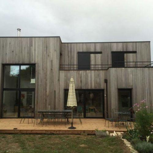 Maison passive à Campbon (44)